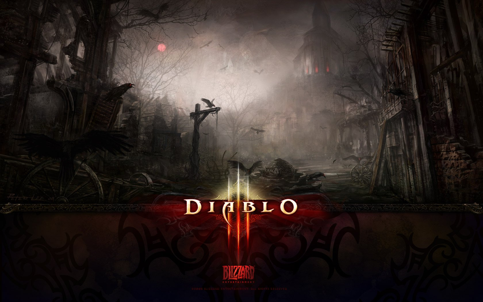 Here are the diablo 3 wallpapers in various desktop sizes from 1024