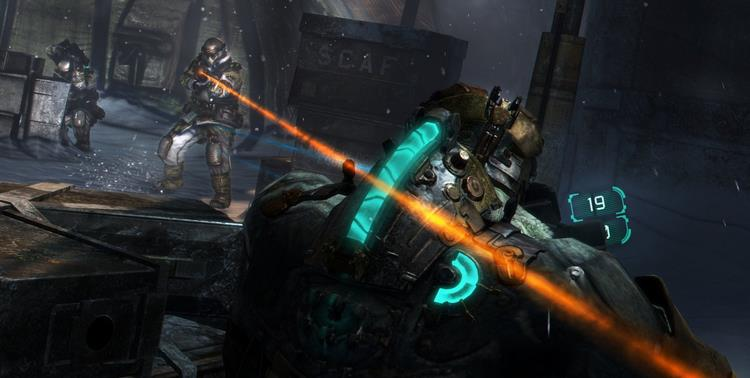 deadspace3 2013 Top 10 Games List