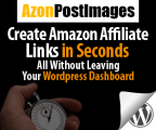 Insert Amazon Affiliate Images into Wordpress with AzonPostImages