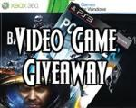 October Contest: Win the Video Game of Your Choice