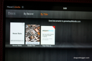 Kindle Fire Tip:  Transfer Word Documents to Your Kindle Fire