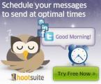 Bulk Scheduling Tweets with Hootsuite