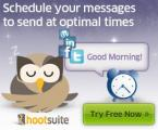 Bulk Scheduling Tweets with Hootsuite