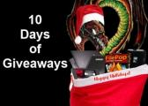 10 Days of Giveaways: Win a 32GB Secure USB Flash Drive