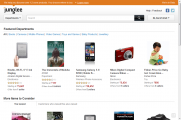 Amazon Launches in India as Junglee