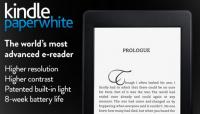Win a Kindle Paperwhite