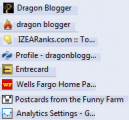 Favicons are Fun - Tip for fellow bloggers or anyone running a web site
