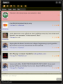 Spaz One Adobe Air Twitter Client For Ubuntu Linux