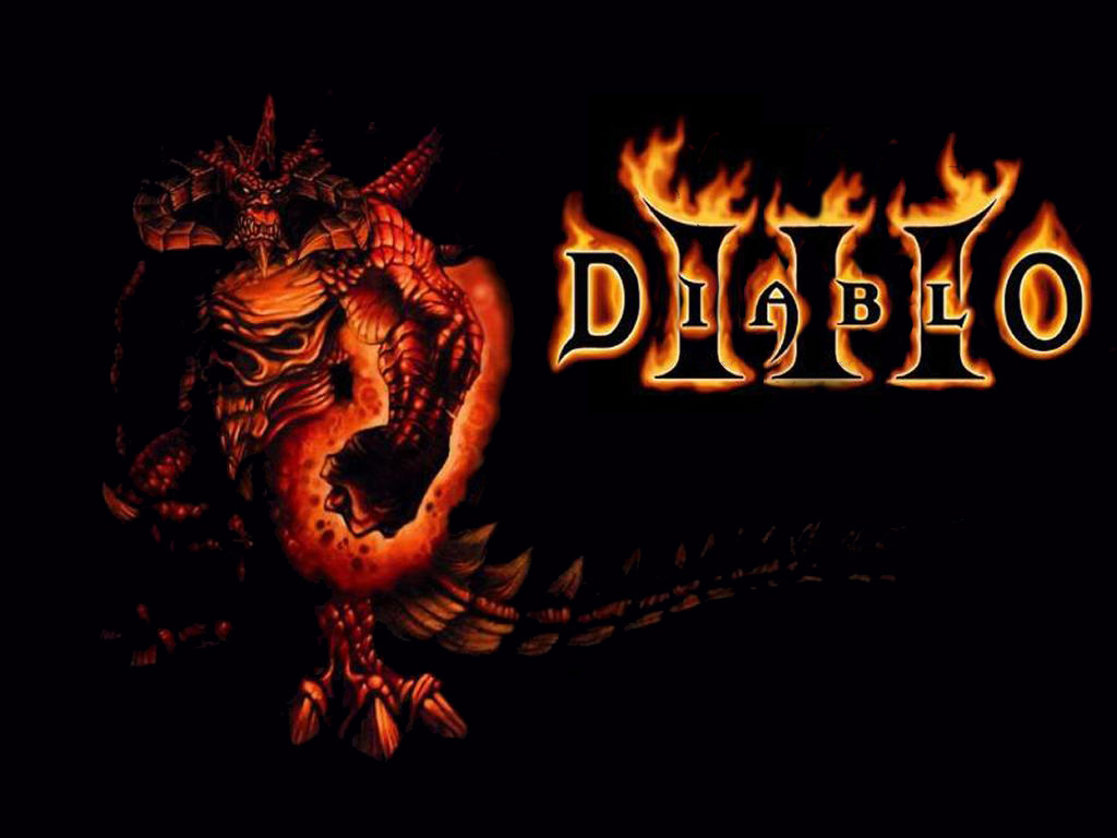 15 Diablo 3 Desktop Wallpapers Dragon Blogger Technology