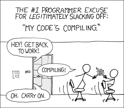 Compiling Joke